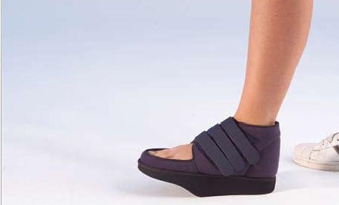 F.P.R. Shoe