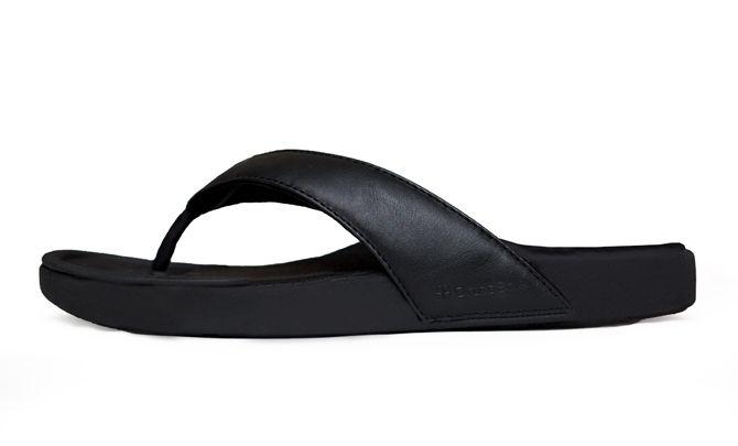 Ibis Leather Mens (Black)