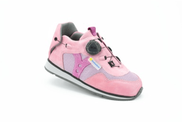 Lucca Pink AFO Shoe