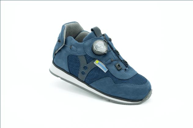 Pisa Blue AFO Shoe