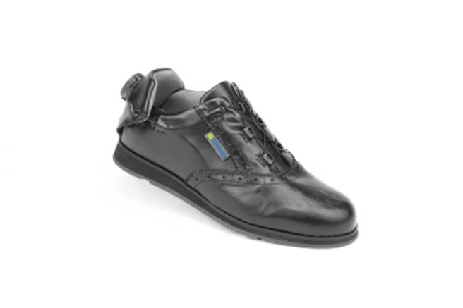 Varese Black Hemi City Shoe