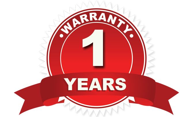 1-Year Warranty Extension